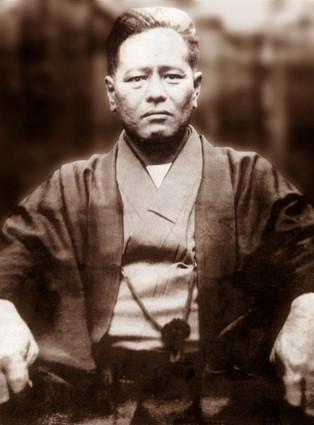 master chojun miyagi